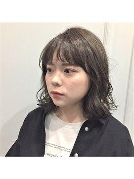 グランヘアー 豊岡店(GRAN HAIR)【GRANHAIR豊岡店】 大人可愛いミディアムヘア