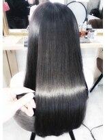 【AnFye.dueldo】艶髪を作るジュエリーシステム×縮毛矯正