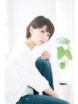 アシード ラクシュリー(a seed luxury)普段の手入れが楽なショートスタイル☆