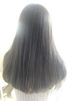 ヘアーサロン リアン 熊谷2号店(hair salon Rien)透け感グレージュ