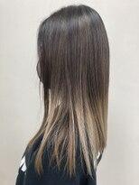 コレットヘア(Colette hair)◎ハイライト×ベージュグラデーションカラー◎