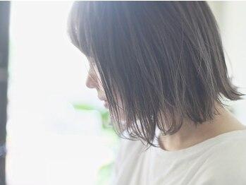 """ポルトブルー(PORTE BLEUE)の写真/『大切な人に使ってもらいたい。』そんな想いで導入したトリートメント""""uka【ウカ】"""" 髪や肌がより美しく。"""