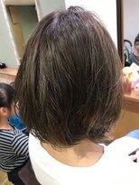 ヘアーディープ(hair deep)ふんわりボブ