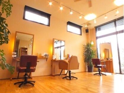 ヘアサロン 呼友(hair salon)の写真
