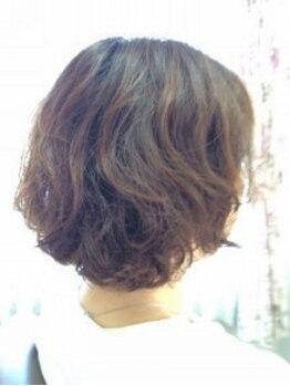 ヘアクリエイト タフス(Hair Create Tafs)の写真/素敵なショートカット作りに大切なのは…骨格を見極め、あなたに合ったオリジナルのカットをする事!