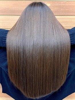 美髪クリニック エクシオール(Exsior)の写真/【美髪・髪質改善専門店】オーダーメイドであなたに合わせたケアをご提案。自分史上最高の美髪へ。