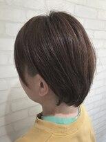 ヘアーアンドメイククリアー(Hair&Make CLEAR)レディース2ブロックスタイル