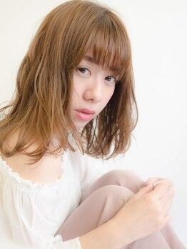 ミコット(micotto)の写真/【豊田市】今の自分のスタイルに満足していますか?かわいく、キレイなヘアスタイルになりたいあなたへ。