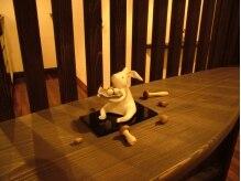 和コンテ(conte)の雰囲気(大型サロンにはない、静かで落ち着く時間をお過し頂けます。)