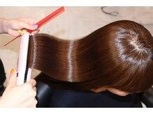 エデン トリートメントサロン 難波店(EDEN)の雰囲気(M3D特許技術の正規ライセンス所有サロンならではの髪質改善。)