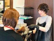 ニュースタイルコア(New Style CORE)の雰囲気(髪のお悩みもお気軽にご相談下さい☆)