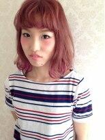 アリス ヘア デザイン(Alice Hair Design)Alice☆ピンクラズベリー