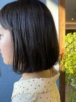 クブヘアー(kubu hair)《kubu hair 》ナチュラルボブ