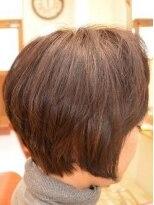リール ヘアーアンドカンパニー(Rire Hair&Co.)【Rire Hair&Co.】前下がりショート