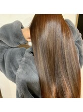 バーシャミ ヘアーアンドスパ(Baciami Hair&Spa)髪質改善【艶が欲しい方】【パサつく方】