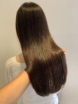 髪質改善トリートメント+イルミナカラー+ロングヘアカット