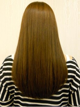 ラヴィソン ヘアー(RAVISSANT HAIR)の写真/≪矢場町・栄≫縮毛矯正専門店から独立したオーナーのサロンだから抜群の技術が自慢♪綺麗な天使の輪へ導く