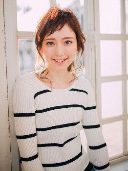 ファーストクラス 栃木店の写真/ハーブエキス配合のオーガニックカラーで、髪と頭皮のダメージを軽減!おしゃれを楽しみたいあなたに♪