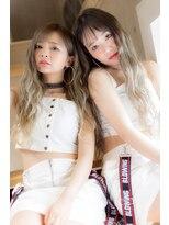 【arujyansu】エクステ最高級レミー人毛100%~twinスタイル~