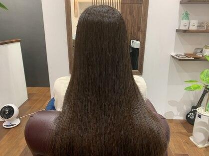 ルアナ ヘアー(LUANA hair)の写真