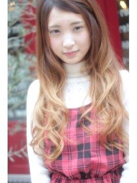 アグ ヘアー シーモ 下関店(Agu hair seamo)オススメ☆グラデーションカラー