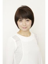 キッカ 成東店(CHICCA)【キッカ成東店】 暗髪×マニッシュショート