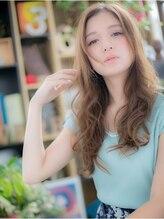 カバーヘア ブリス 北浦和西口店(COVER HAIR bliss)*+COVER HAIR+*…カッコイイ☆フェミロングa