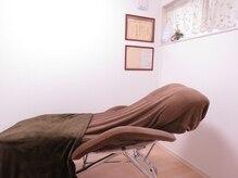 ヘアーサロンスリール(ヘアーサロンSourire)の雰囲気(まつ毛エクステもゆったり施術を受けられます♪)