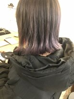 deep purple × SHOYA