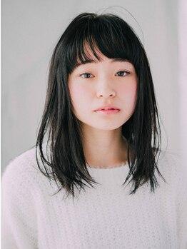 ファーストクラス 栃木店の写真/特にクセの気になる『前髪』だけ縮毛矯正もOK♪サラ艶感UPのトリートメントセットコースがオススメ☆