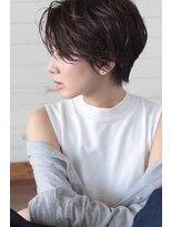 ヘアーアンドメイク フォルス(HAIR&MAKE FORS)【FORS】西田ゆか きれいめ*ジェンダーレスショート
