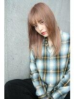 フェス カットアンドカラーズ(FESS cut&colors)チェックシャツにはストレート【福岡美容室FESS】