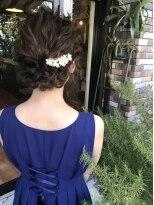 結婚式におすすめヘアセット《春日井 Regalo レガロ》