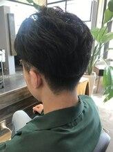 ヘアーデザイン ベリス(hair design bellis)MEN×ショート