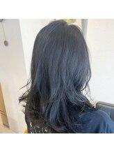 アルマヘアー(Alma hair by murasaki)◎ブルージュのセミロングレイヤー◎
