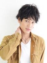 アース 八王子店(HAIR&MAKE EARTH)王道☆カジュアルマッシュスタイル