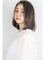 ヘアサロンガリカアオヤマ(hair salon Gallica aoyama)『 毛束感 × グレージュ 』 外国人風ボブ style☆