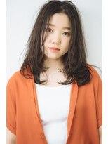 1001ミル ヘアーメイク プラス カフェ(1001 mille hairmake+cafe)ワンカールセミディ * (1001mille)