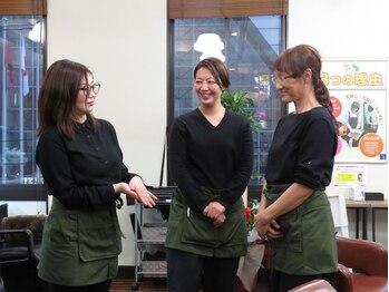 イツモ 紙屋町店の写真/【広島エリア初出店】ベテランスタッフ5名全員女性♪女性目線で『あなたらしい』Styleをご提供