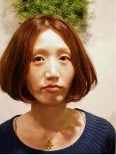 シエルヘア(ciel hair)お手入れ楽ちん☆ナチュラルボブ