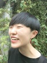 ビードロ 下北沢店(vi dro)女の子だって刈り上げたい!!