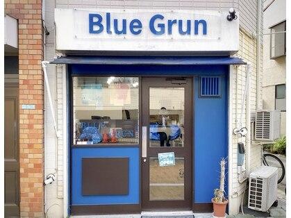 ブルーグラン(Blue Grun)の写真