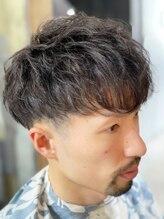 デルフィーノ ヘアーパフォーム(delfino hair perform)大人スパイラルパーマ【兼重担当】