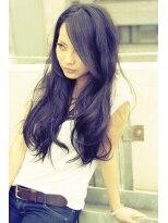 garden ☆黒髪ロングスタイル