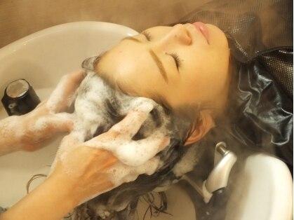 オーブ ヘアーアンドスキャルプケア(AUBE hair&scalp care)の写真
