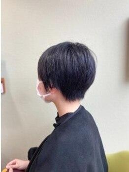 ライフヘアデザイン(Life hair design)の写真/一人ひとりが持つ個性や魅力を最大限に引き出すカウンセリングと高技術で、サロン帰りの仕上がりが続く☆