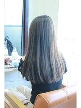 デコヘアーグラッセ(DECO HAIR glace)外国人風カラー
