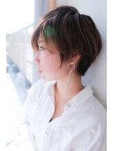 オーシャン ヘアライフ(OCEAN Hair Life)【OCEAN Hair&Life】大人女性におススメ☆大人丸みショート☆