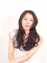 フォルカ ドゥ ヘアドレッシング(FORCA deux hairdressing)FORCA【西香奈子】キレイ女子系スーパーロングウェーブスタイル
