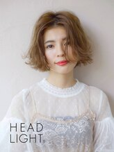 アーサス ヘアー デザイン つくば店(Ursus hair Design by HEAD LIGHT)*Ursus* ハイトーン×切りっぱなしボブ